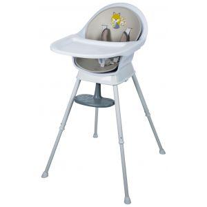 Tigex Chaise haute réhausseur 3 en 1 Honey Forest