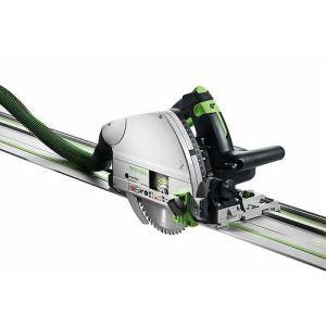 Festool TS55 REBQ-Plus-FS - Scie plongeante avec rail de guidage (561580)