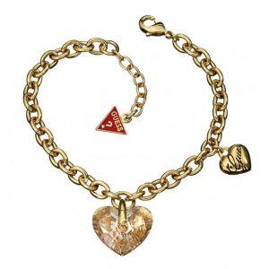 Guess Ubb11211 - Bracelet pour femme en métal doré