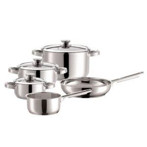 Mäser 926301 - Batterie de cuisine Varuna 8 pièces en inox