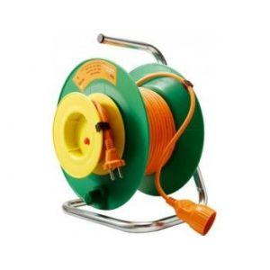 Oem Enrouleur rallonge électrique 30m pour tondeuse de jardin