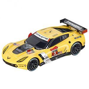 Carrera Toys 64032 - Chevrolet Corvette C7.R No.3 pour circuit Go!!!