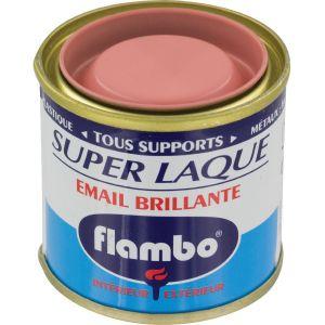 Flambo Laque brillante - 50 ml - Rose