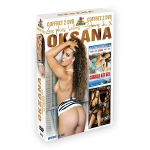 DVD - réservé Coffret Okasana - Corsica Hot Sex + La Chasse