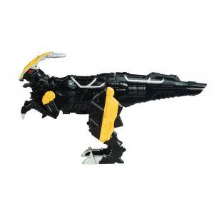 Bandai Figurine Zord Dino Raptor noir Power Rangers