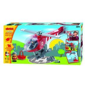 Ecoiffier Hélicoptère de pompiers