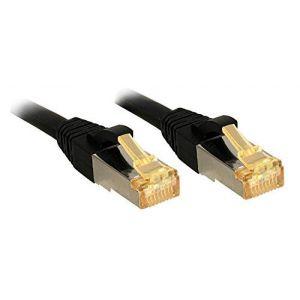 Lindy 47311 - Câble réseau CAT.7 S/FTP LSOH 600 MHz 5 m