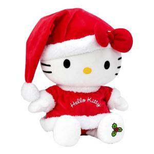 Jemini Peluche de Noël Hello Kitty 40 cm