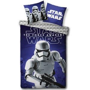 Sahinler Parure de lit Star Wars visuel Stormtrooper en action (140 x 200 cm)