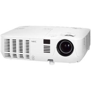 Nec V260 - Vidéoprojecteur DLP SVGA 2600 Lumens 3D Ready
