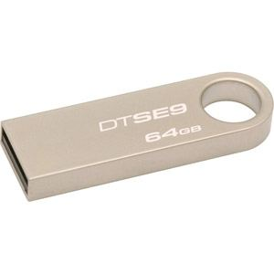 Kingston DTSE9H/64GB - Clé USB 2.0 DataTraveler SE9 64 Go