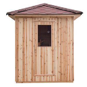 France Sauna Eden - Sauna vapeur d'extérieur 3/4 places