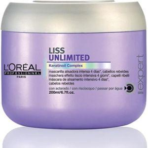 L'Oréal Liss Unlimited - Masque 200 ml