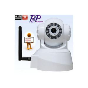 Yonis Y-CIP3 - Caméra surveillance IP HD 720P Wi-Fi motorisé