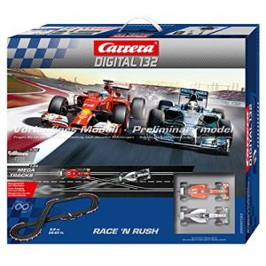 Carrera Toys 30183 - Circuit Race'n Rush Digital 132