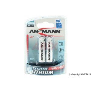 Ansmann AA Mignon Extreme Lithium