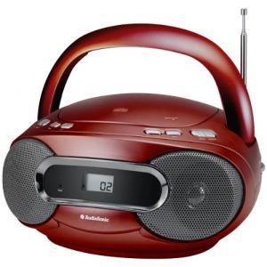 Audiosonic CD-1580 - Poste radio portable CD
