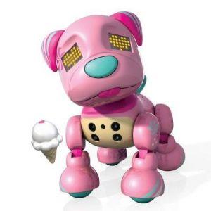Spin Master Zoomer Chien robot Zuppies Love Sundae
