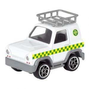Dickie Toys Ambulance 4x4 Sam le Pompier