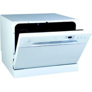 EssentielB ELVC 491b - Lave-vaisselle 6 couverts