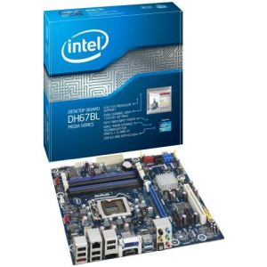 Intel Desktop Board DH67BL - Carte mère Socket LGA 1155