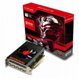 Sapphire Technology 21249-00-40G - Carte graphique Radeon R9 FURY Nano 4 Go