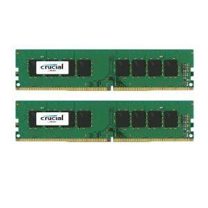 Crucial CT2K4G4DFS8213 - Barrettes mémoire 2 x 4 Go DDR4 2133 MHz CL15 SR X8