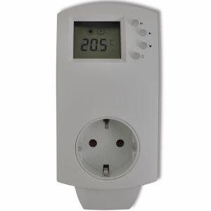 3902036 - Prise thermostat numérique électrique pour chauffage