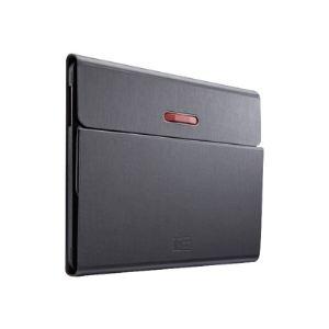 "Case Logic CRGE-2177 - Etui Folio rotatif pour Galaxy Tab 4 10.1"""