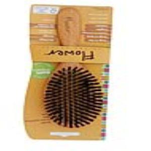 Ecodis Brosse à cheveux plate en poils de sanglier
