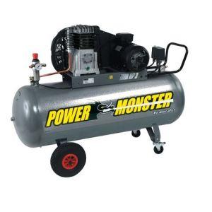 Mecafer 425280 - Compresseur Power Monster 200L 3HP