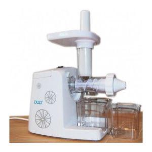 Vis et tête d'extraction pour extracteur de jus