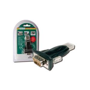 Digitus DA-70156 - Adaptateur USB 2.0 / RS232 avec câble de rallonge