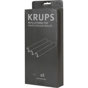 Krups F3880010 - 3 rouleaux de film de congélation Vacupack