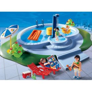 Playmobil piscine comparer 13 offres for Piscine playmobile 4858