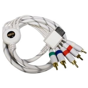 Madrics Câble Component YUV - Wii