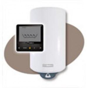 Thermor 282073 - Chauffe eau électrique VISUALIS 200 litres sur socle vertical ACI Performance