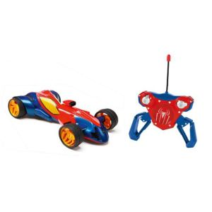 Majorette Voiture radiocommandée Turbo Racer Spiderman 1:24