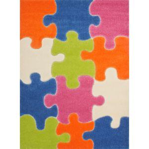 Tapis enfant Puzzle VI (133 x 190 cm)