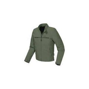 Spidi 608 (noir et vert) - Blouson de moto textile pour homme