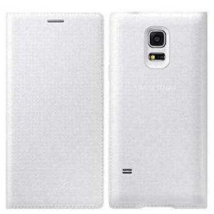 Samsung EF-FG800BHEGWW - Étui à rabat pour Galaxy S5 mini