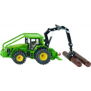 Siku 1974 - Tracteur forestier John Deere - Echelle 1:50