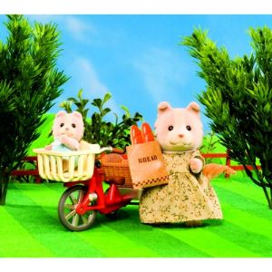Epoch Sylvanian Families 2236 - Bicyclette adulte