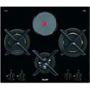 Sauter stg927 table de cuisson mixte gaz et lectrique 4 foyers compare - Comparateur de prix gaz ...