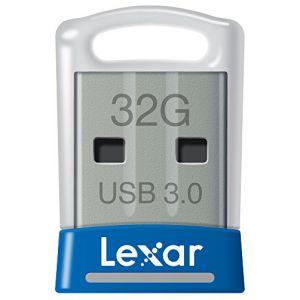 Lexar LJDS45-32GABEU - Clé USB 3.0 JumpDrive S45 32 Go