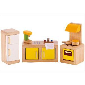 Hape Meubles de cuisine pour maison de poupée
