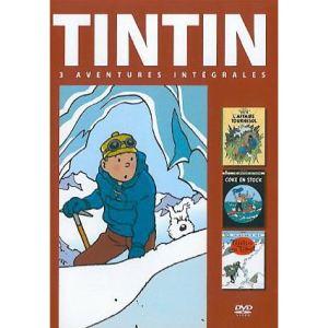 Coffret Tintin - Volume 6 : L'Affaire Tournesol + Coke en stock + Tintin au Tibet