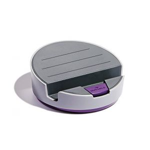 Durable 761112 - Support pour tablette Varicolor coloris violet gris