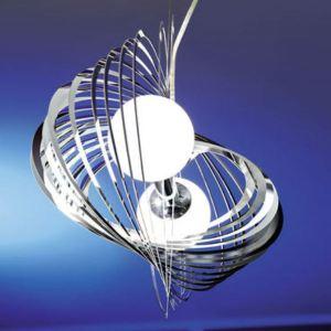 Eglo Suspension design Omano en acier et verre (60 cm) 33 W