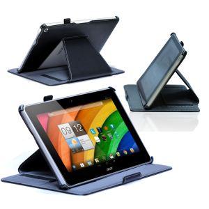 Navitech Housse étui à rabat en simili cuir pour Acer Iconia A3 / A3A-10 / A3-A10